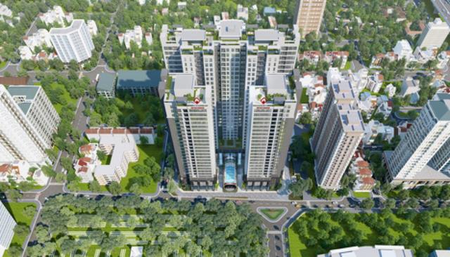 Dự án Việt Đức Complex từ số 39 Lê Văn Lương
