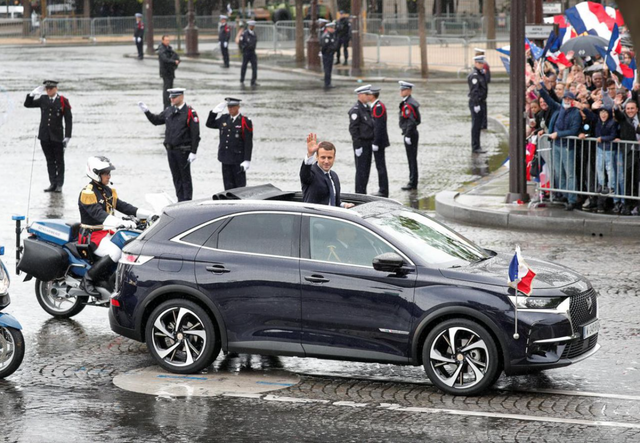 Đối thủ cạnh tranh của mẫu crossover này ở châu Âu là Audi Q5 (Ảnh: Reuters)