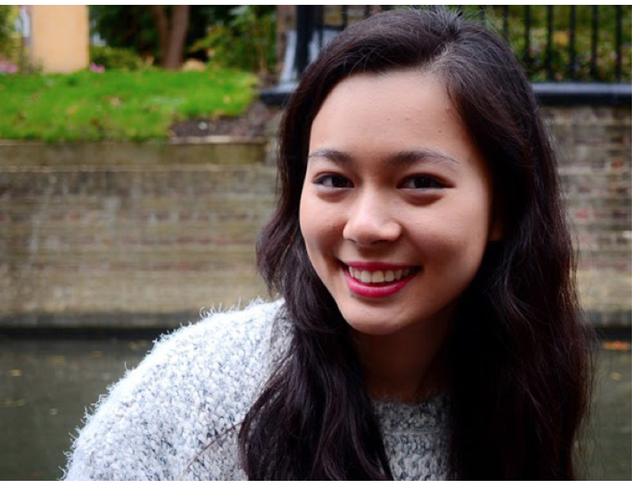 Tôn Nữ Kiều My, sinh viên đại học Văn lang, từng đi Gap year với EF ở London và bạn coi đó thật sự là một trải nghiệm quý giá 5 trong 1: tiếng Anh tiến bộ vượt trội + trải nghiệm văn hóa toàn cầu + giao lưu bạn bè quốc tế + ở gia đình bản xứ + làm việc thiện nguyện.