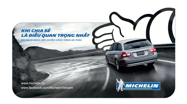 Chiến dịch quảng bá mới của Michelin - Thay đổi phương thức truyền thông toàn cầu - 1