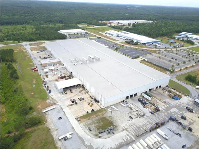 Nhà máy trị giá 380 triệu USD của Samsung sẽ tạo ra 954 việc làm cho Mỹ.