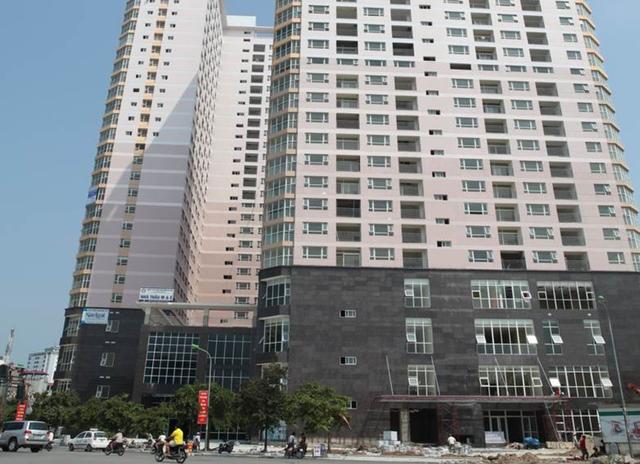 Tổng công ty Xây dựng Hà Nội nộp hàng trăm tỷ đồng cho dự án Tổ hợp công trình đa năng 28 tầng này