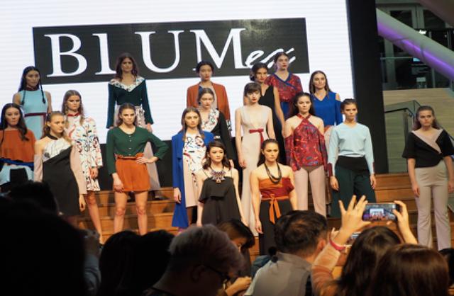 Thương hiệu thời trang của sinh viên MDIS – BLUMex với sự hợp tác cùng thương hiệu thời trang Blum&Co