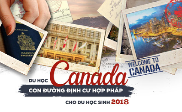 Hai con đường du học Canada và những chính sách ưu tiên định cư cho du học sinh quốc tế năm 2018 - 1