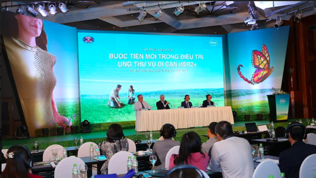 Thêm 2 thuốc điều trị ung thư vú di căn được sử dụng tại Việt Nam - 2