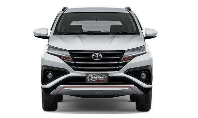 Toyota ra mắt crossover 7 chỗ mới mang tên Rush cho thị trường Đông Nam Á - 1
