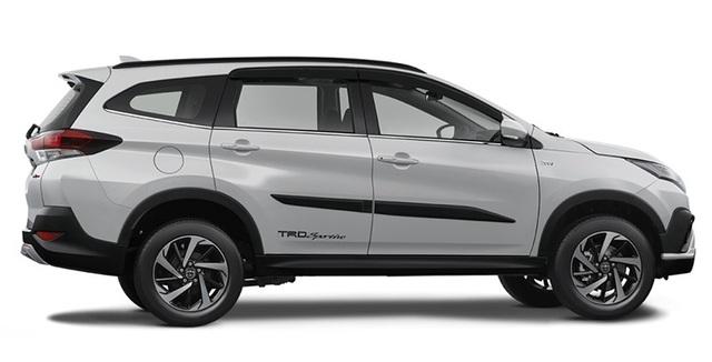 Toyota ra mắt crossover 7 chỗ mới mang tên Rush cho thị trường Đông Nam Á - 4