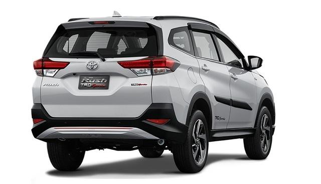 Toyota ra mắt crossover 7 chỗ mới mang tên Rush cho thị trường Đông Nam Á - 3
