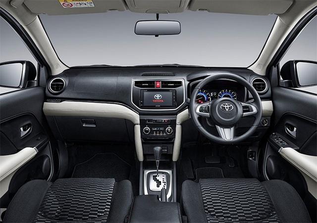 Toyota ra mắt crossover 7 chỗ mới mang tên Rush cho thị trường Đông Nam Á - 5