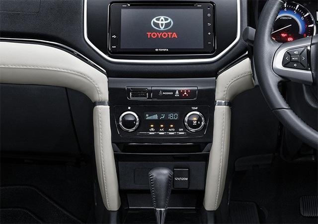 Toyota ra mắt crossover 7 chỗ mới mang tên Rush cho thị trường Đông Nam Á - 8