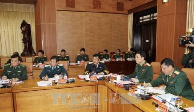 Quân ủy Trung ương tổ chức Hội nghị tổng kết công tác quân sự, quốc phòng năm 2017