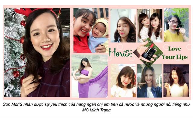 Dòng son Việt chinh phục hàng ngàn phụ nữ Việt - 3