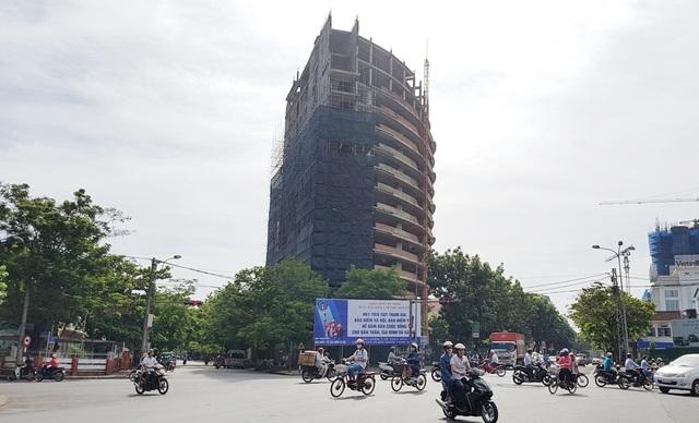 Bệnh viện sẽ đặt tại tòa nhà 15 tầng đang thi công dở dang của Dự án Siêu thị, cao ốc văn phòng Viwaseen
