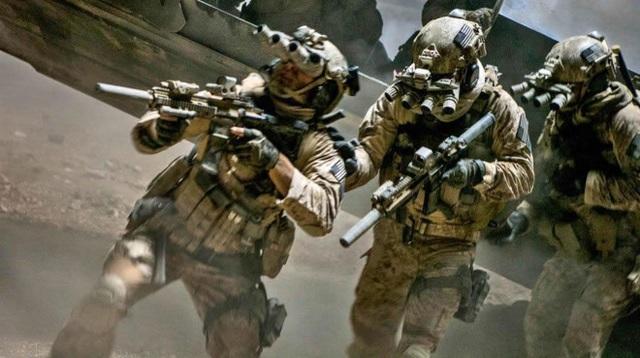 Đặc nhiệm Hải quân SEAL của Mỹ