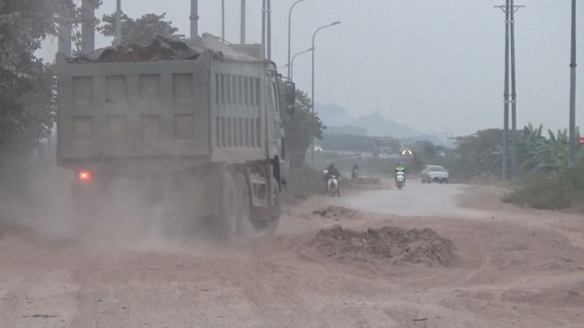 Bắc Giang: Nhà đầu tư đề nghị hàng loạt cơ quan xử lý hành vi hủy hoại đường gom cao tốc - 3