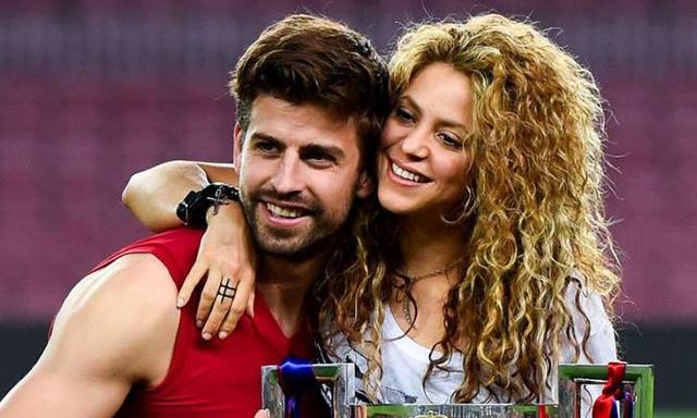 Shakira và người yêu kém tuổi Gerard Piqué đã ở bên nhau 7 năm qua.