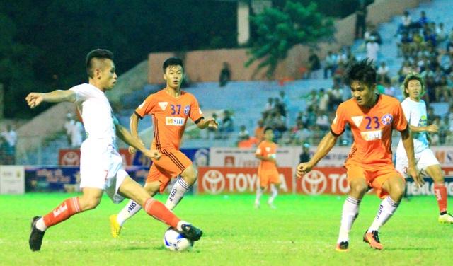 SHB Đà Nẵng mở màn V-League 2017 với cuộc so tài với HA Gia Lai trên sân nhà
