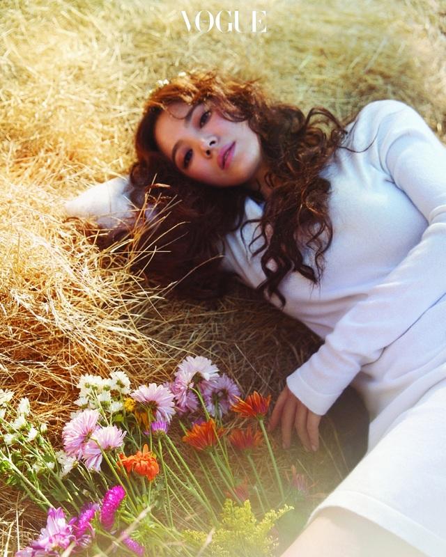 Song Hye Kyo vẫn luôn chứng tỏ được đẳng cấp của một trong những mỹ nhân xinh đẹp hàng đầu xứ Hàn.
