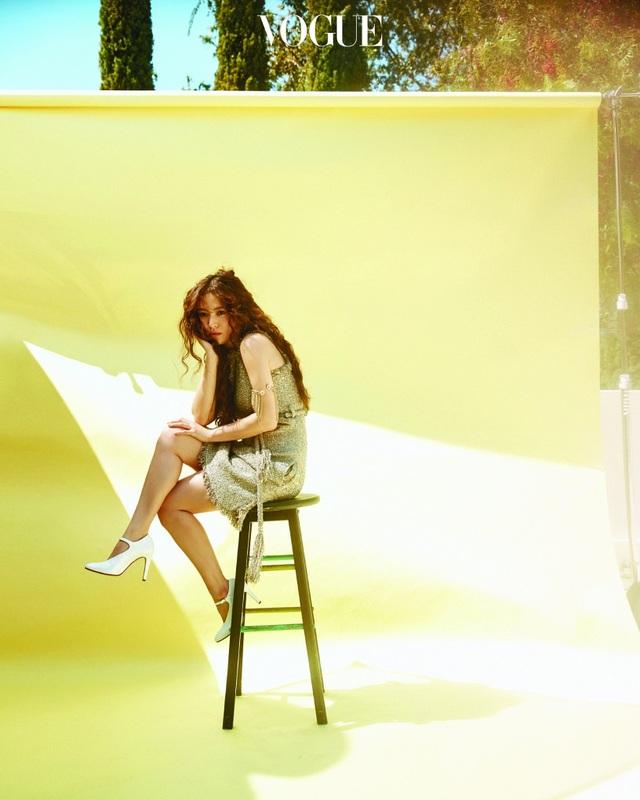 Bộ ảnh này được thực hiện hồi tháng 9 vừa rồi trong chuyến đi của Song Hye Kyo và Song Joong Ki ra nước ngoài.