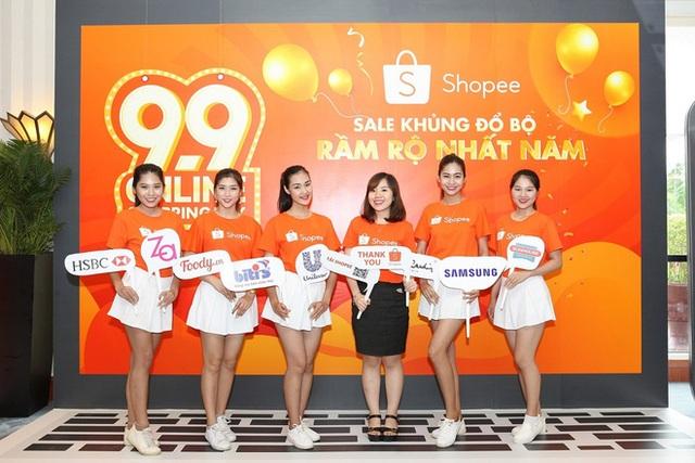Ngày hội mua sắm trực tuyến lớn nhất khu vực Đông Nam Á sắp diễn ra - 1