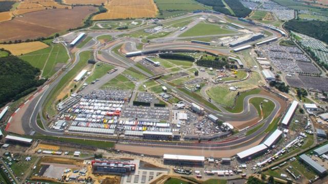 Chặng đua tại Anh quốc sẽ diễn ra tại đường đua Silverstone.