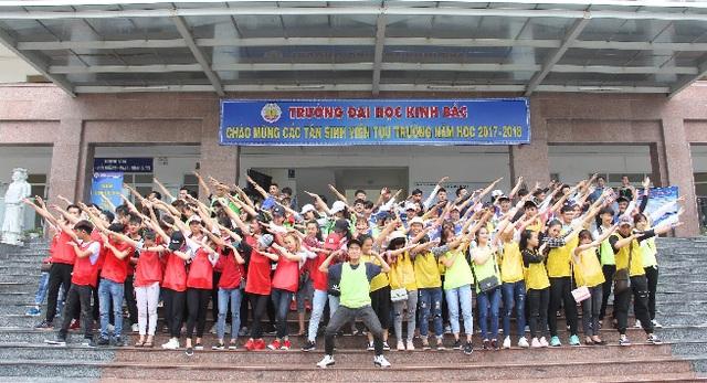 Đại học Kinh Bắc: Chắp cánh những chuyến hành trình - 1