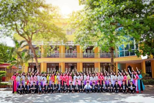 Sinh viên Trường Đại học Tài chính - Quản trị Kinh doanh.