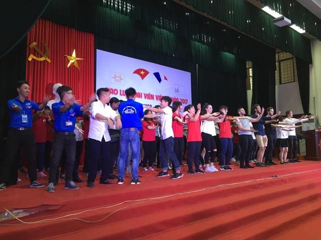 Sinh viên Việt – Pháp cuồng nhiệt trong buổi giao lưu - 2