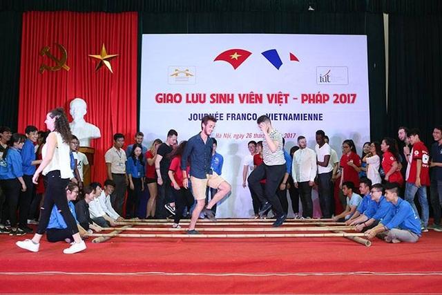 Sinh viên Việt – Pháp cuồng nhiệt trong buổi giao lưu - 5