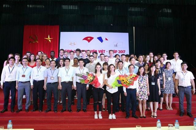 Sinh viên Việt – Pháp cuồng nhiệt trong buổi giao lưu - 6