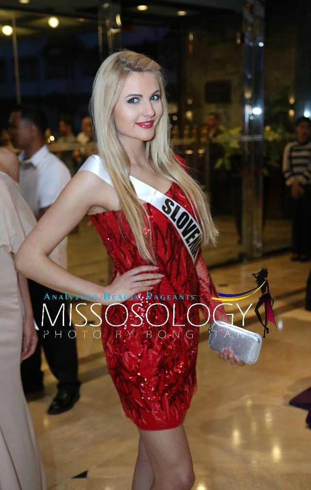 Hoa hậu Slovenia