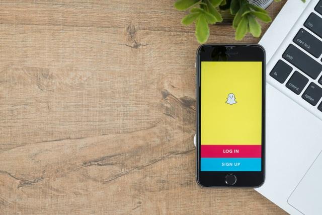 Snapchat đặc biệt phổ biến trong giới trẻ Mỹ.