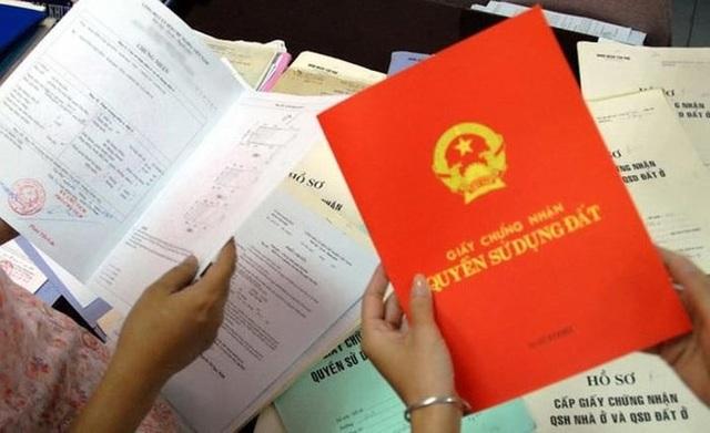 Thông tư 33 bổ sung quy định về giấy chứng nhận quyền sử dụng đất