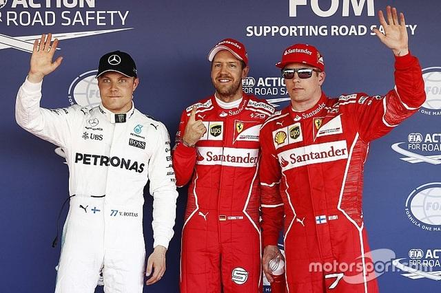 Vettel xuất sắc có pole tại Sochi - 13