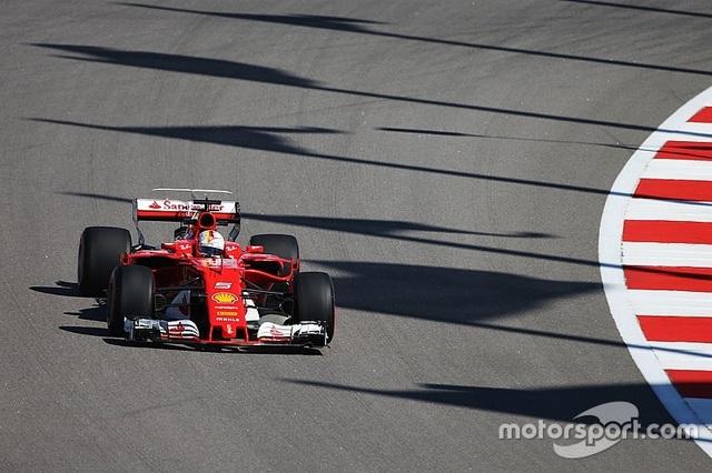 Vettel xuất sắc có pole tại Sochi - 11