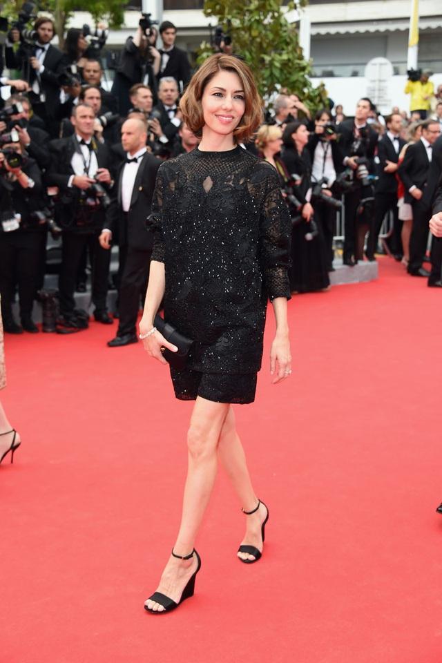 Nữ đạo diễn Sofia Coppola giành giải Đạo diễn xuất sắc nhất.