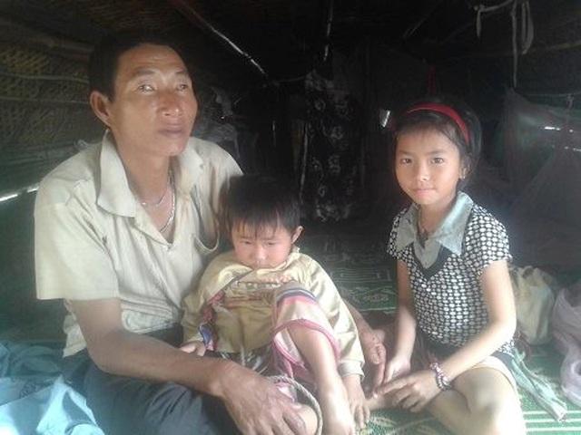 Gia đình em Thùy- em gái nhỏ tuổi nhưng ước mơ thật lớn.