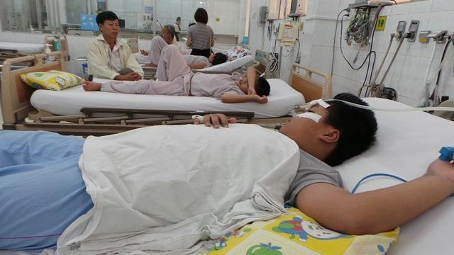 Sốt xuất huyết là bệnh truyền nhiễm đang lưu hành tại nhiều địa phương trên cả nước
