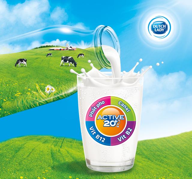 Mẹ đừng quên bổ sung năng lượng sữa để cả nhà năng động, vui khỏe suốt chuyến đi