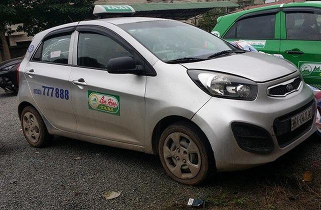 Chiếc xe gây tai nạn hiện đang bị Công an TP Hà Tĩnh tạm giữ để phục vụ công tác điều tra.