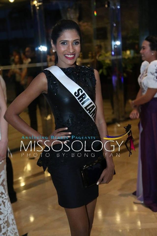 Hoa hậu Sri Lanka