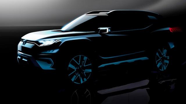 Ssangyong hé lộ về mẫu SUV 7 chỗ sắp ra mắt - 2