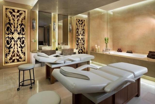 Khu spa riêng dành cho khách VIP