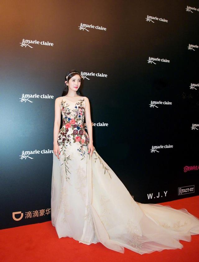 Lưu Diệc Phi đọ sắc cùng Dương Mịch, Angelababy - 7
