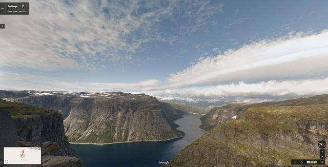 Khám phá Trolltunga - một trong những vách đá đẹp và đặc biệt nhất Na Uy.