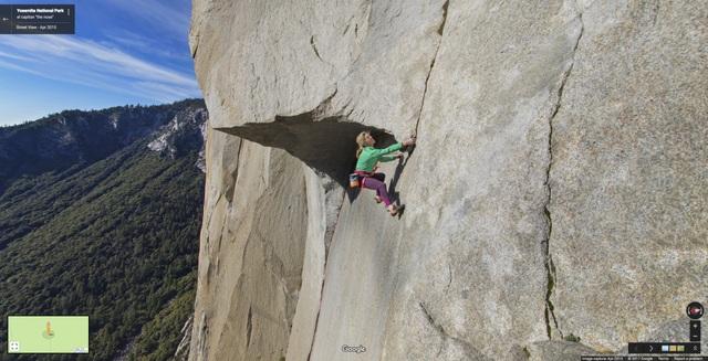 Chinh phục vách đá cao 900m The Nose ở núi El Capitan thuộc công viên quốc gia Yosemite,(California, Mỹ)