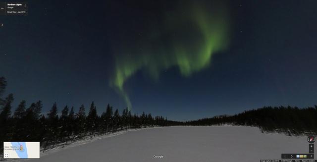Cực quang huyền ảo tại Phần Lan. Hiện tượng thiên nhiên kỳ thú diễn ra tới 200 lần mỗi năm ở đây nên Phần Lan trở thành điểm đến yêu thích của những người yêu thích cực quang.
