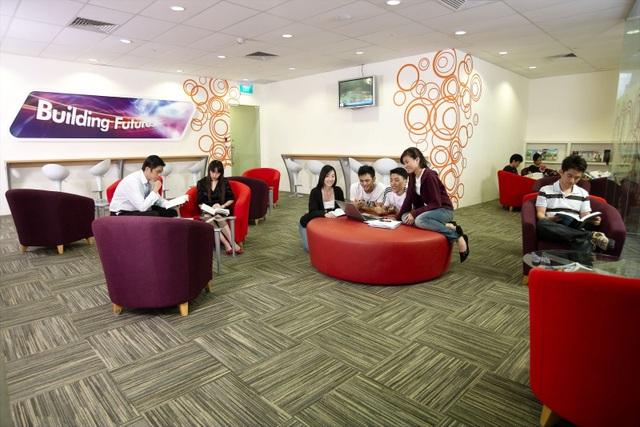 Hội thảo Du học Singapore: Học đại học chỉ 26 tháng đối với học sinh hết lớp 9 ở VN - 3