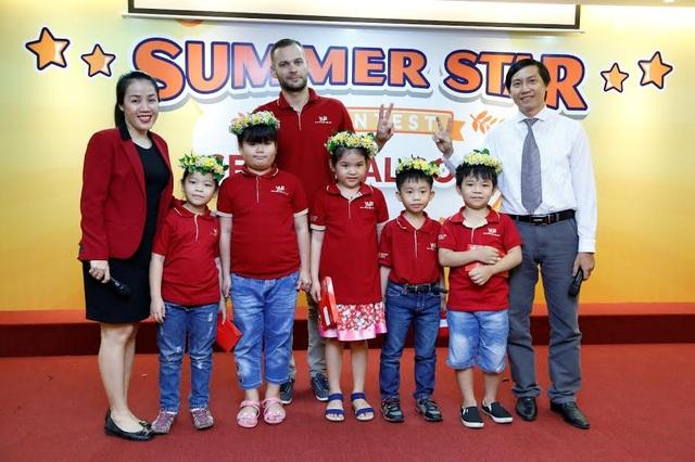 Những thí sinh xuất sắc được vào Vòng Chung kết Summer Star Contest
