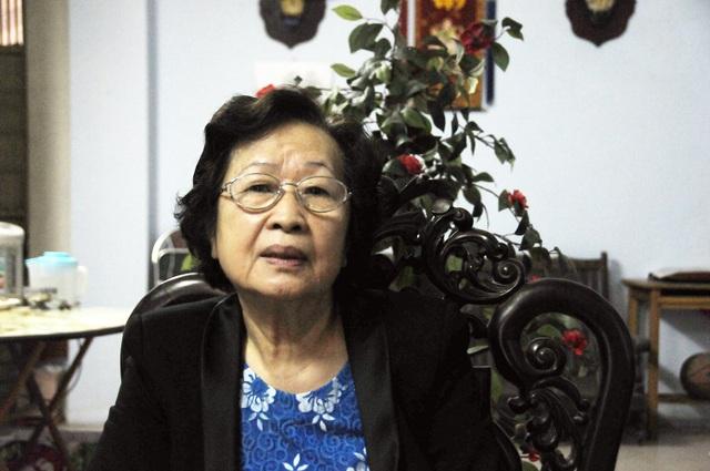 Bà Nguyễn Thị Tâm Đan, nguyên Chủ nhiệm Ủy ban Văn hóa, Giáo dục, Thanh niên, Thiếu niên và Nhi đồng.